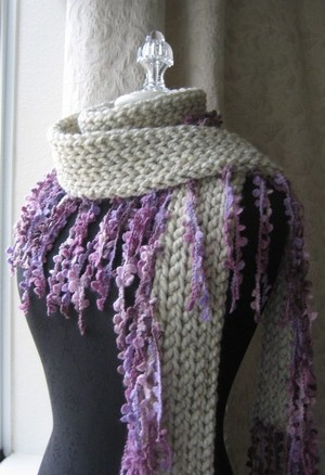 Purplescarf